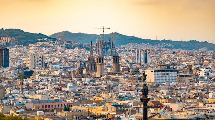 El turismo extranjero cae en julio un 75 por ciento