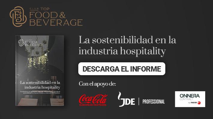 Informe de sostenibilidad en la industria hospitality